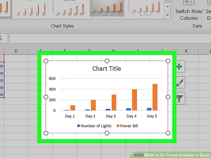 How to Do Trend Analysis in Excel 15 Steps (with Pictures)