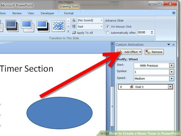 How to Create a Basic Timer in PowerPoint 15 Steps