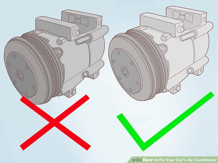 How to Fix Your Car\u0027s Air Conditioner 15 Steps (with Pictures)