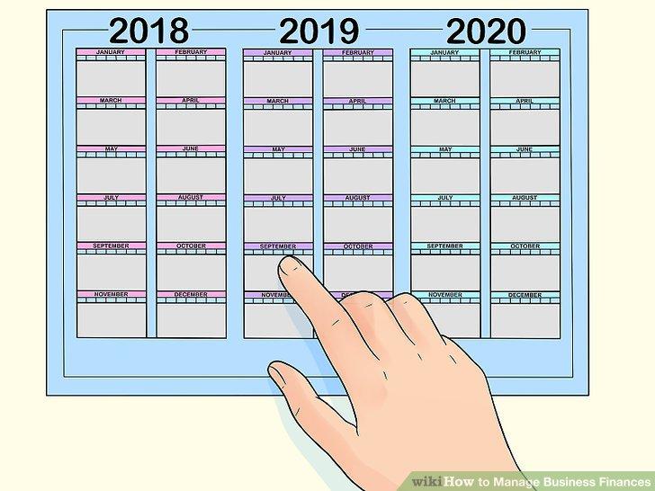 4 Ways to Manage Business Finances - wikiHow