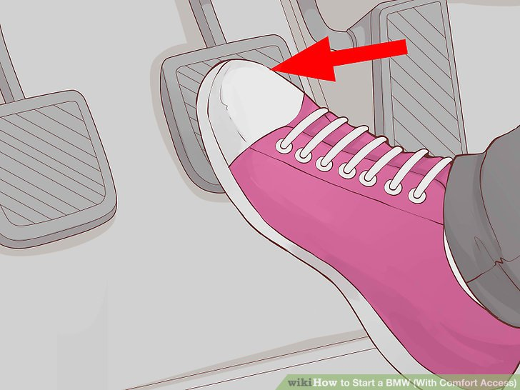 How to Start a BMW (With Comfort Access) (with Pictures) - wikiHow