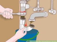 Simple Ways to Unclog a Bathroom Sink - wikiHow