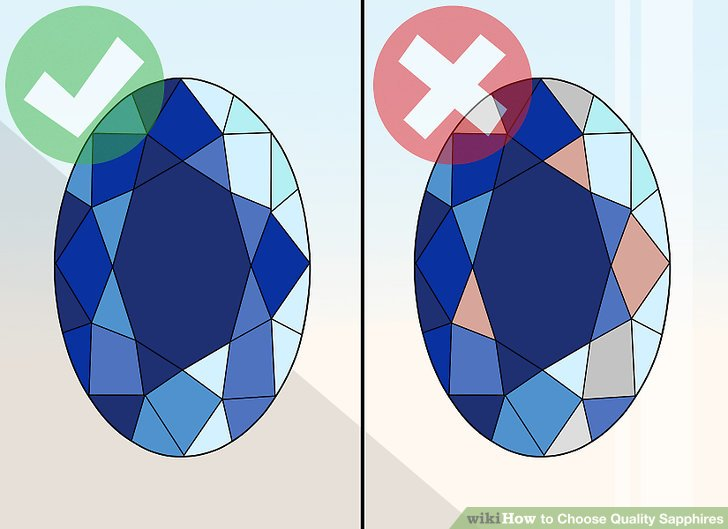 3 Ways to Choose Quality Sapphires - wikiHow