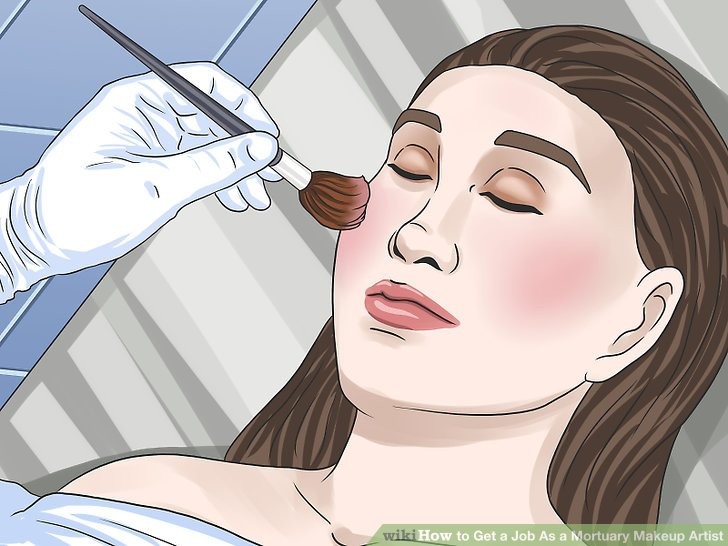 3 Ways to Get a Job As a Mortuary Makeup Artist - wikiHow