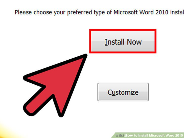 downloading microsoft word 2010