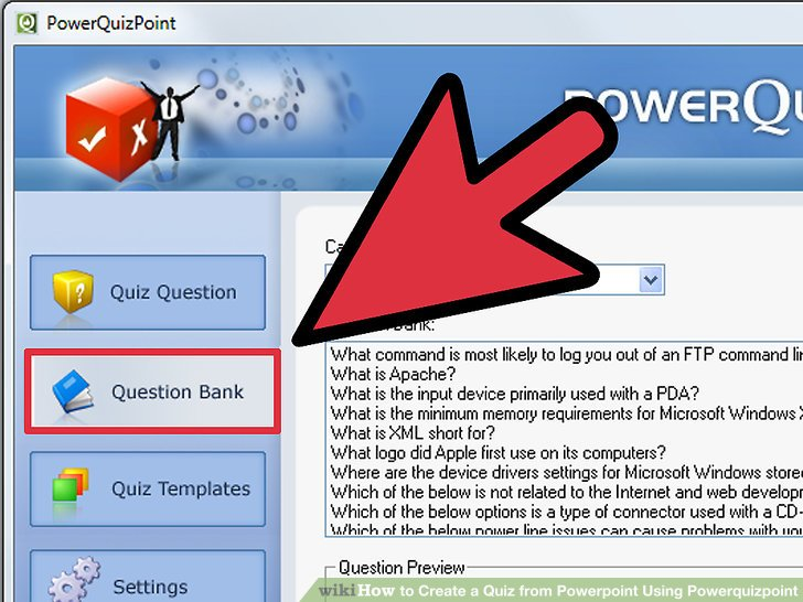 How to Create a Quiz from Powerpoint Using Powerquizpoint - online quiz templates