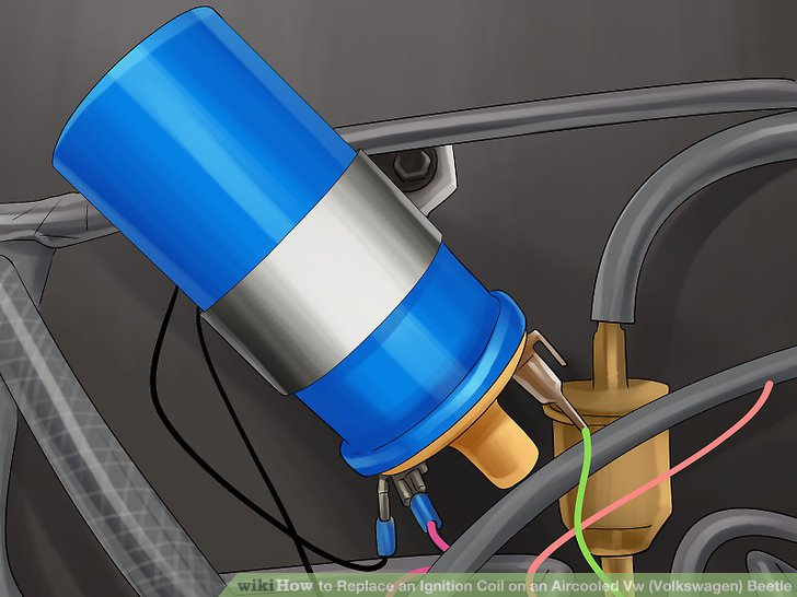 How to Replace an Ignition Coil on an Aircooled Vw (Volkswagen) Beetle