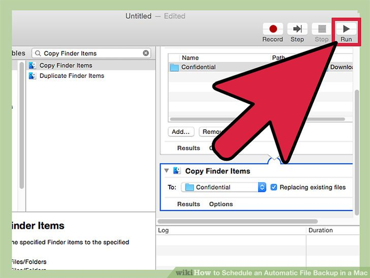 How to Schedule an Automatic File Backup in a Mac 11 Steps