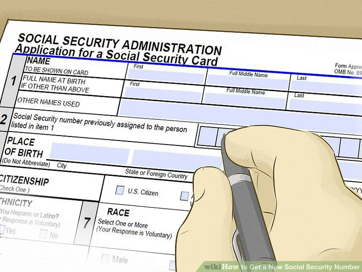 How to Get a New Social Security Number (with Pictures) - wikiHow