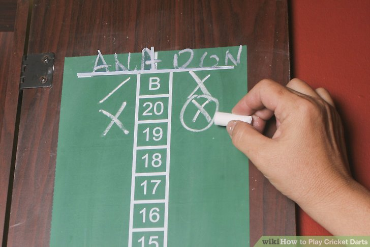 How to Play Cricket Darts 8 Steps (with Pictures) - wikiHow