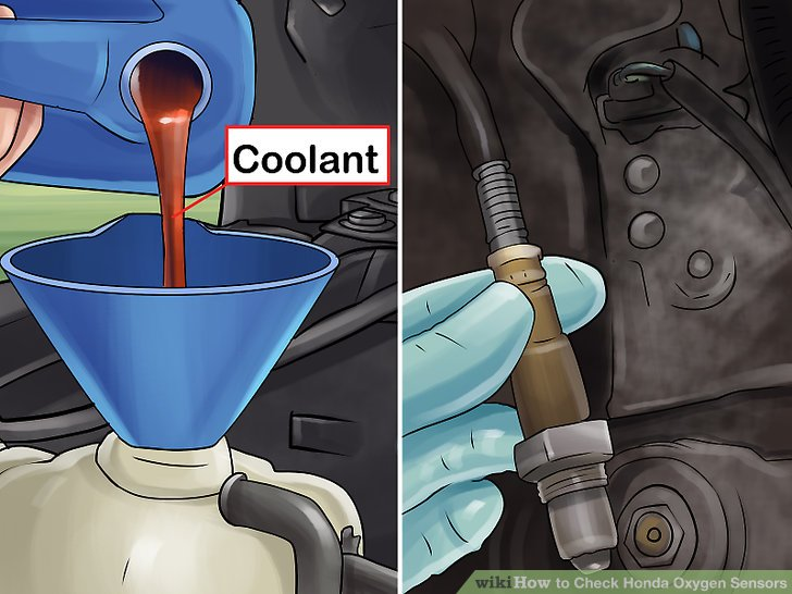 How to Check Honda Oxygen Sensors 12 Steps (with Pictures)