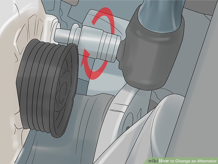 How to Change an Alternator (with Pictures) - wikiHow