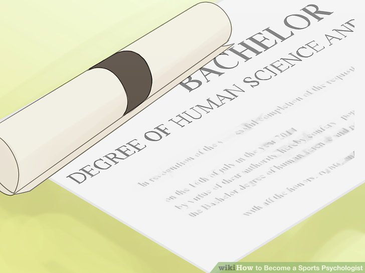 How to Become a Sports Psychologist (with Pictures) - wikiHow