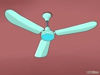 2 Easy Ways to Take Down or Remove a Ceiling Fan - wikiHow