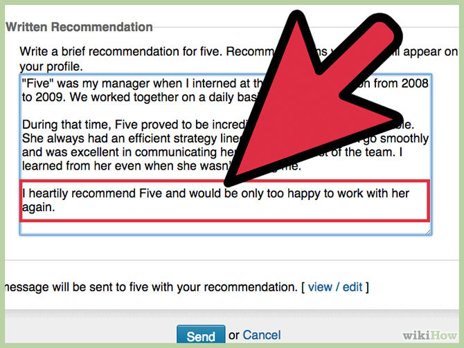 How to Write a LinkedIn Recommendation with Free Samples - oukasinfo