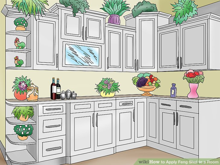 3 Ways To Apply Feng Shui To A Room Wikihow