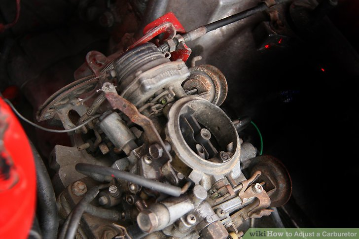How to Adjust a Carburetor 10 Steps (with Pictures) - wikiHow