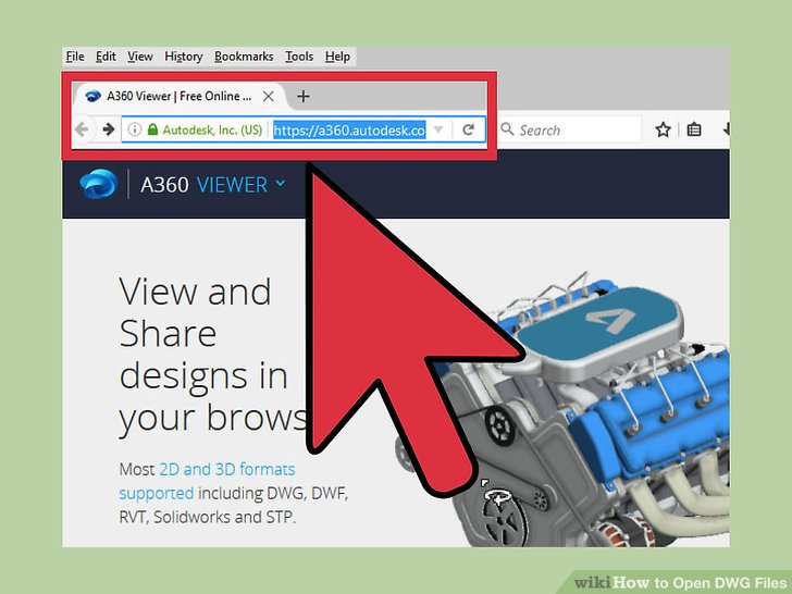 5 Ways to Open DWG Files - wikiHow