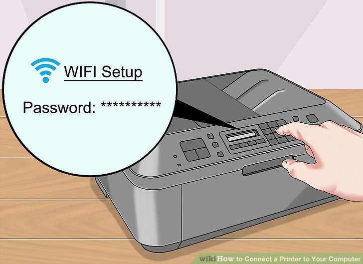 6 Ways to Connect a Printer to Your Computer - wikiHow