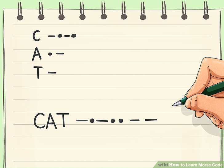 How to Learn Morse Code 12 Steps (with Pictures) - wikiHow