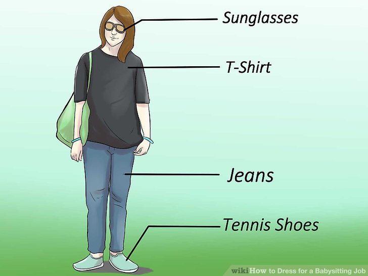 How to Dress for a Babysitting Job 13 Steps (with Pictures) - babysitting jobs for kids