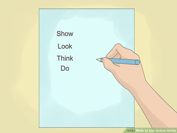 How to Use Action Verbs 6 Steps (with Pictures) - wikiHow - verbs to use in resume