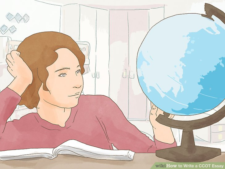 How to Write a CCOT Essay 12 Steps (with Pictures) - wikiHow