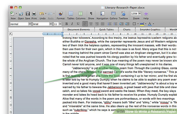 How to Write a Research Paper (with Sample Research Papers) - how to write a research paper