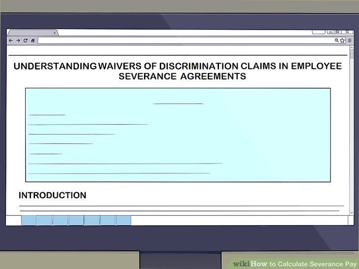 How to Calculate Employment Termination Pay Expert Legal Advice