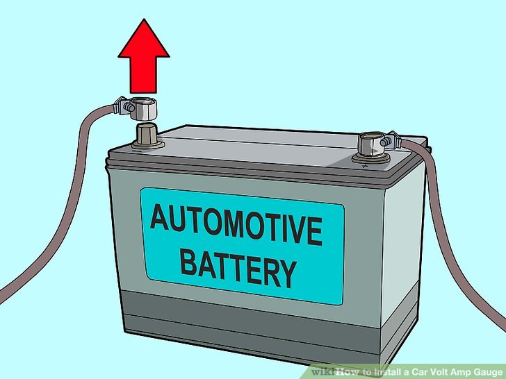 How to Install a Car Volt Amp Gauge (with Pictures) - wikiHow