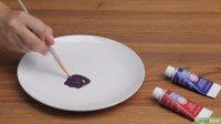 make purple paint 3
