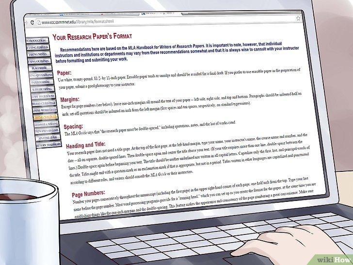 Como Publicar um Trabalho de Pesquisa 7 Passos - research paper