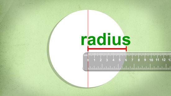 Kreisfläche berechnen \u2013 wikiHow