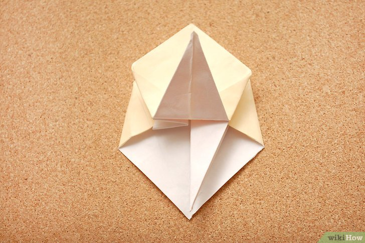 Origami Rainbow Modular Star