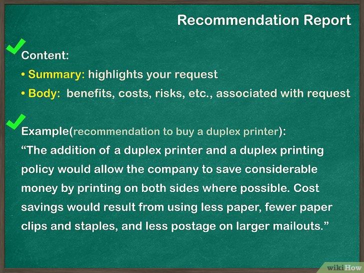 Cómo escribir un informe de negocios 20 pasos - formatos de informes gerenciales