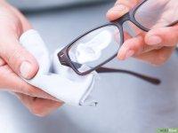 Eine zerkratzte Brille reparieren  wikiHow