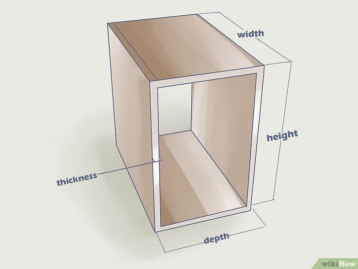 Como Fazer Uma Caixa De Som 12 Passos Com Imagens