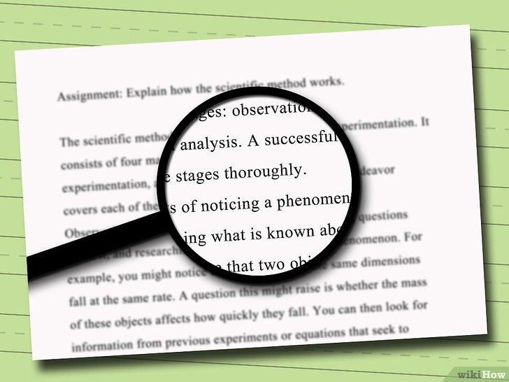Cómo hacer un informe 21 pasos (con fotos) - wikiHow