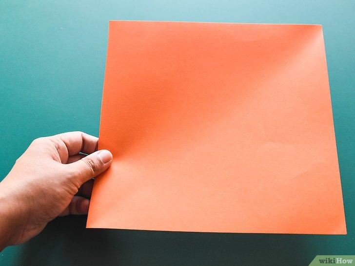Comment Faire Un Panier En Origami Avec Du Papier