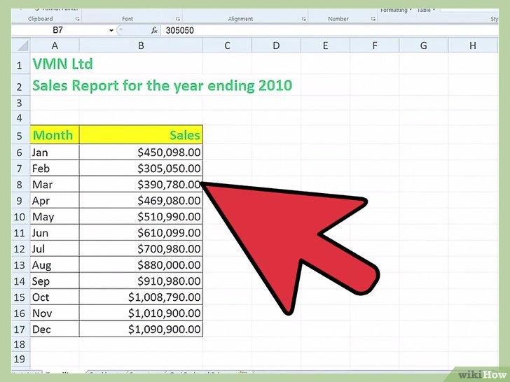 In Excel eine Trendanalyse machen u2013 wikiHow - trend analysis