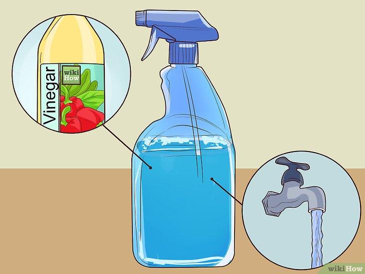 5 manières de utiliser le vinaigre pour les tâches ménagères - les taches menageres