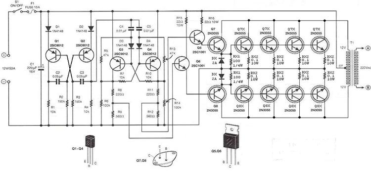 jenis relay 12 volt