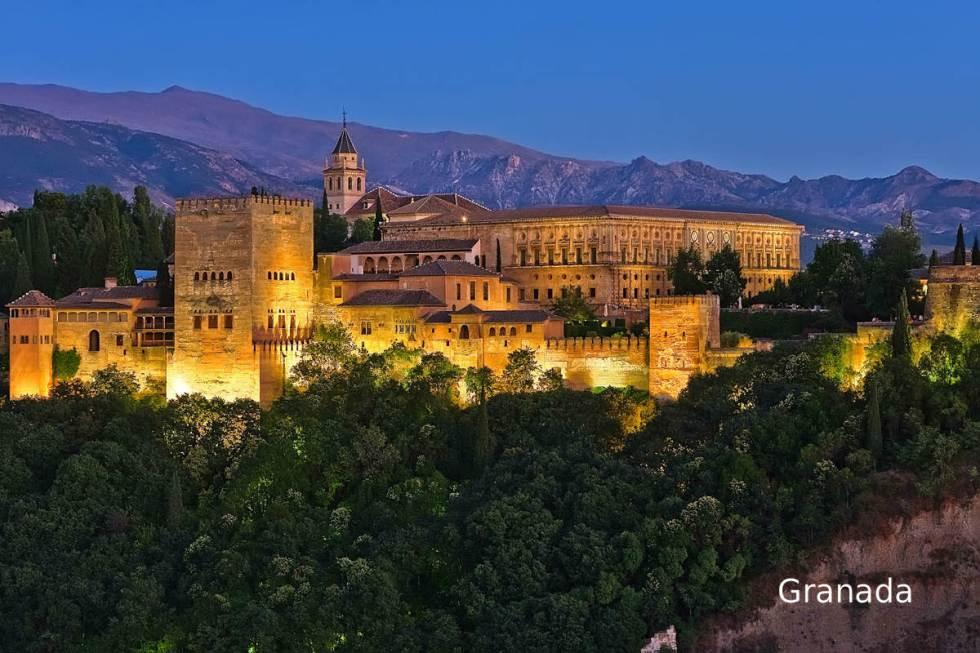 Fotogalerij: De Mooiste Spaanse Steden In De Avonduren