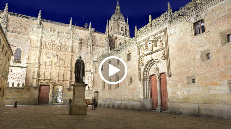 Bezoek De Prachtige Stad Salamanca Met Deze Foto's In 360 Graden