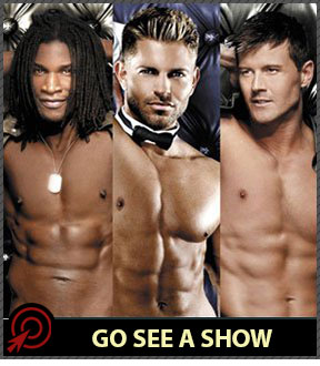 your ultimate guide to las vegas male revue shows and male strip clubs