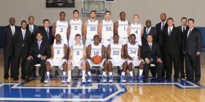 2010-2011 Team Photo
