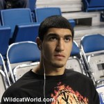 Enes Kanter - photo by Walter Cornett | WildcatWorld.com