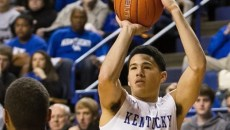 Devin Booker - photo by Walter Cornett | WildcatWorld.com