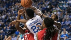 Alex Poythress - photo by Walter Cornett