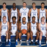 2016-2017 Kentucky Basketball Roster